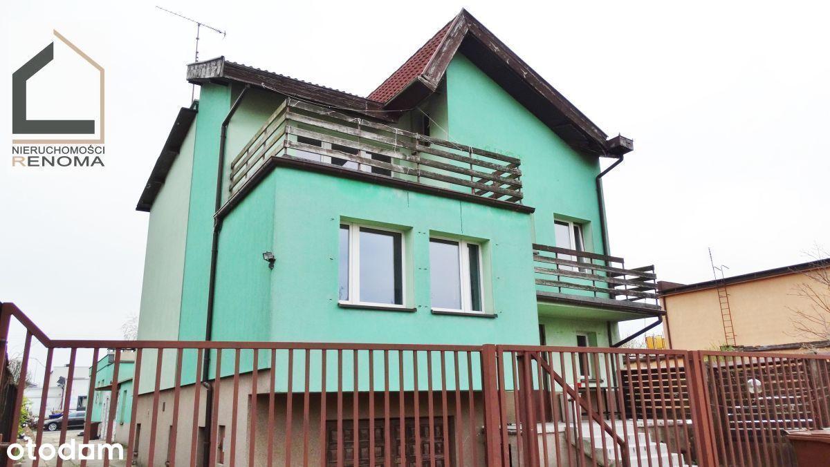 nieruchomość komercyjna trzy domy na Ławicy