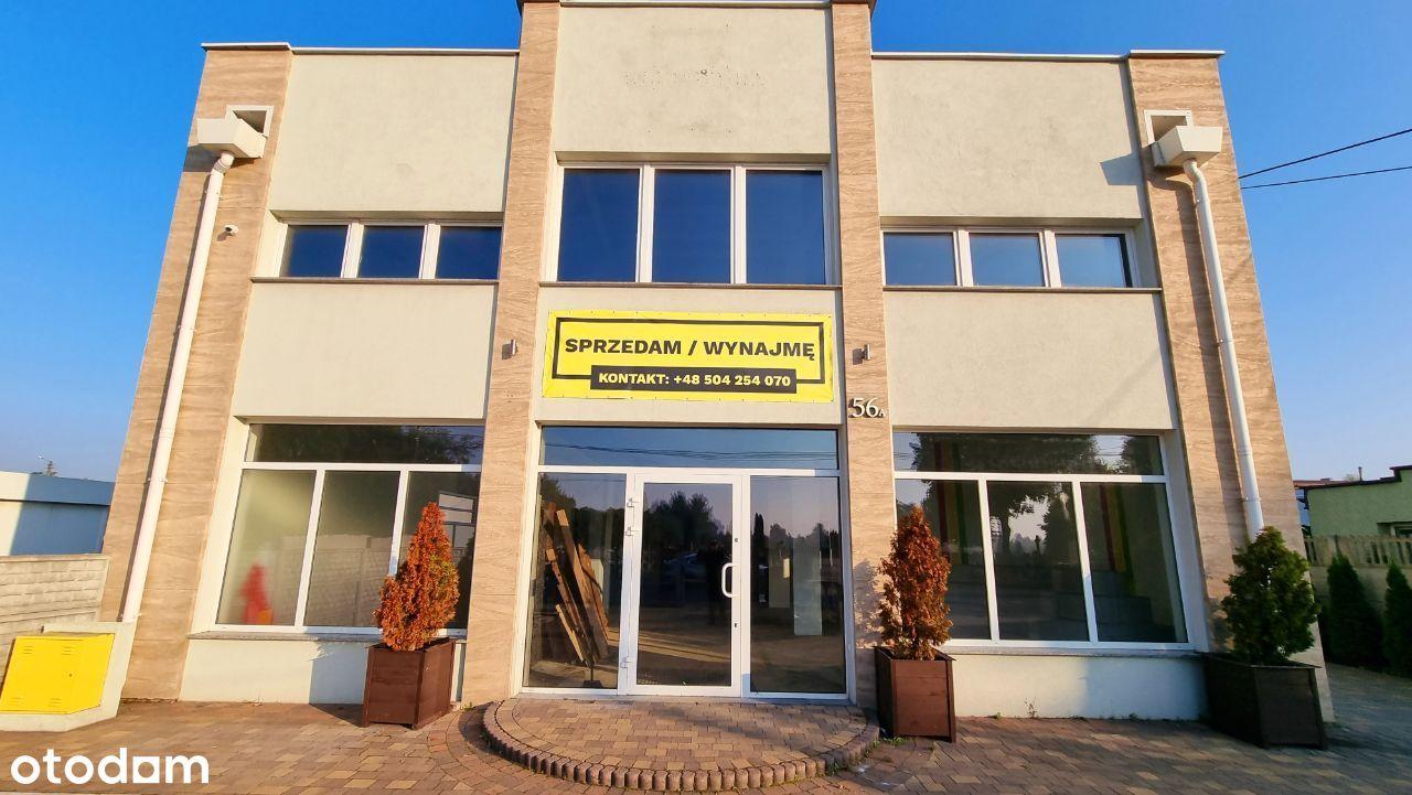 Nieruchomość zabudowana w Koluszkach - 2 budynki !