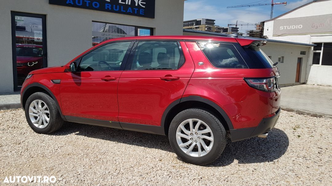 Land Rover Discovery Sport 2.0 - 25