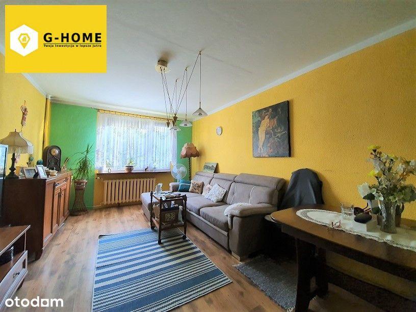 Trzypokojowe mieszkanie w Sośnicy