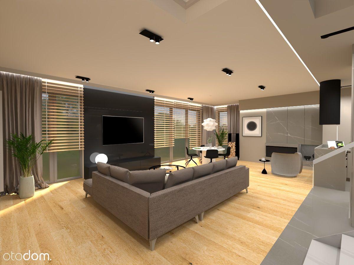 Apartament w Podkowie Leśnej 35 m2 Słoneczny Taras