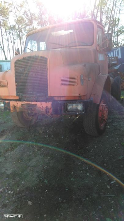 MAN 15,216 /4x4 motor 6 cilindros - 1
