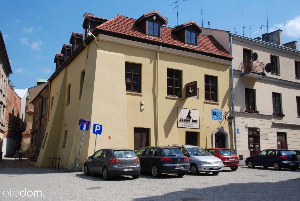 lokal 227 m2 w kamienicy z XVI w. w Lublinie