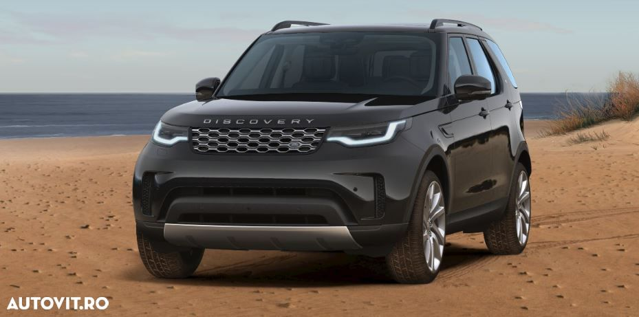Land Rover Discovery 3.0 - 5