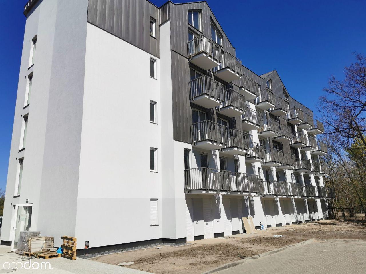 Mieszkanie, 20,30 m², Poznań