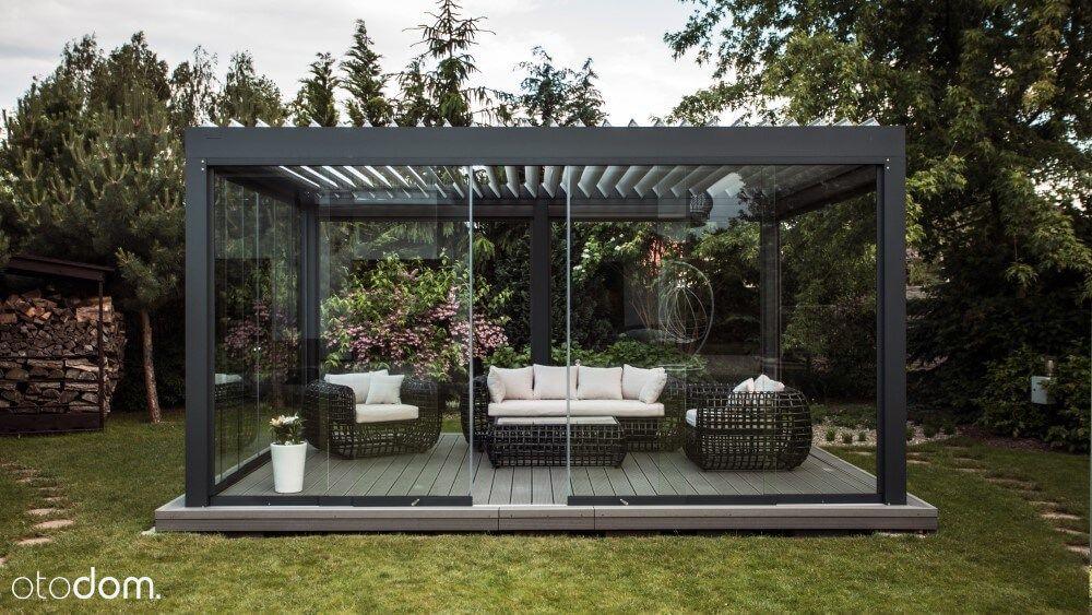 Piękny dom bez sąsiada z boku - b. duży ogród