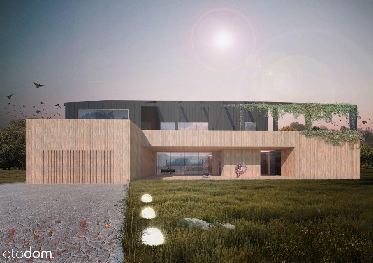 Skawina -Działka z Pozwoleniem na Budowę domu