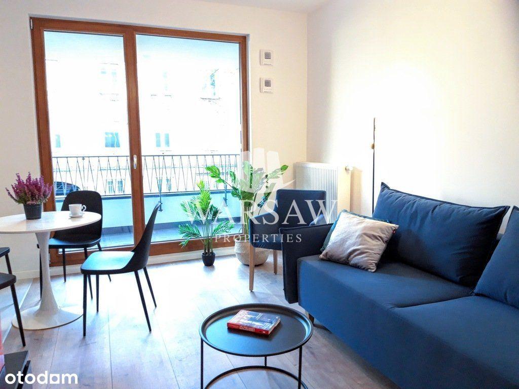 Karolkowa - nowy, 2 pokojowy apartament z balkonem