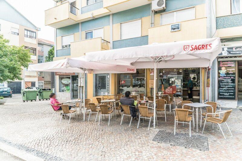 Pastelaria/ Snack-Bar para Trespasse – Lavradio