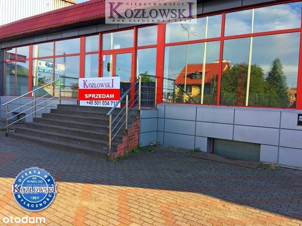 Pawilon handlowo - usługowy Rumia, Grunwaldzka