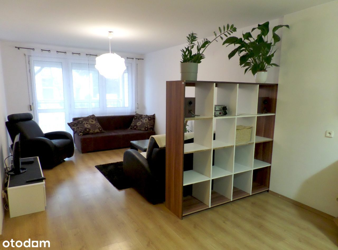 Przestrzenne mieszkanie 52m2 z garderoba Fikakowo