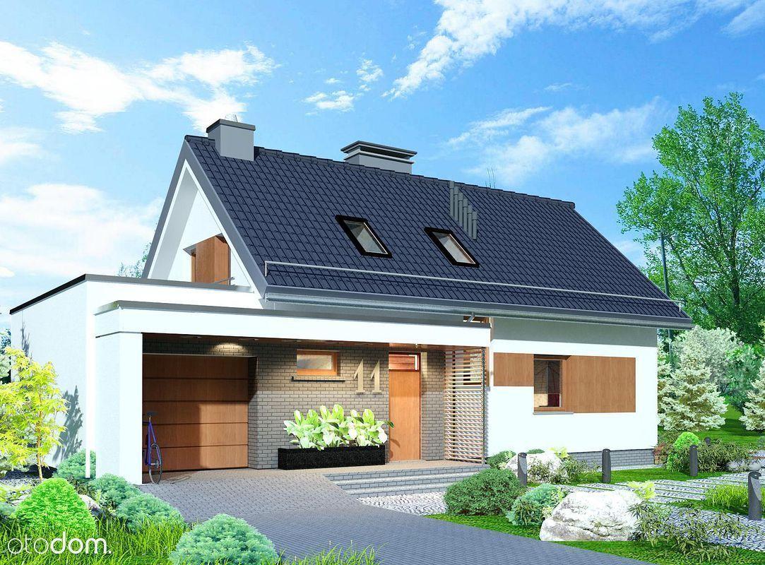 Dom, 107 m², Rakoszyce