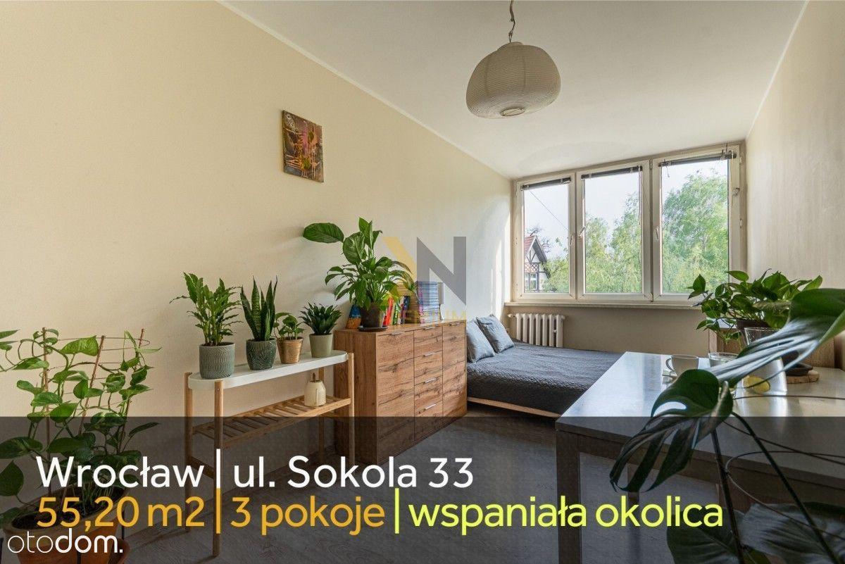 Park Południowy   55,20 m2   3 pokoje