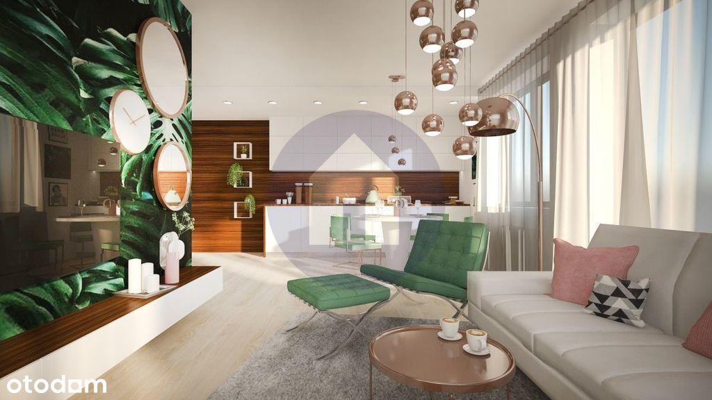 Apartament 36m2 / 1 p / Balkon / Winda / 1Q 2022