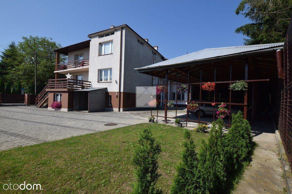 Dom w Prałkowcach pod działalność - Polecam