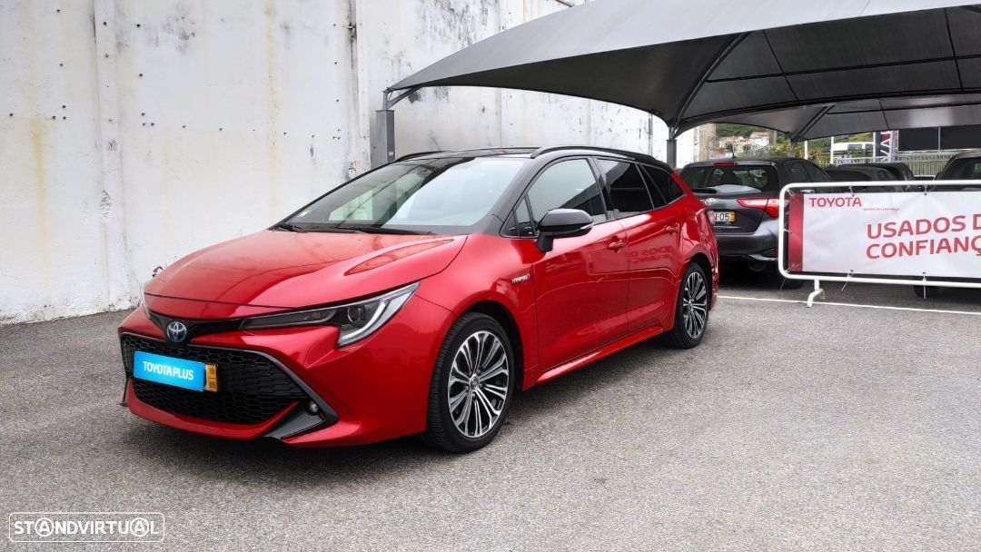 Toyota Corolla Touring Sports 2.0 Hybrid Square Collection - 1