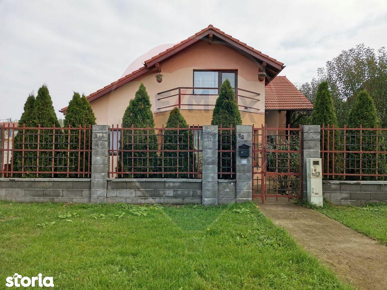 Vila frumoasa, aproape de Timisoara. Comision 0%