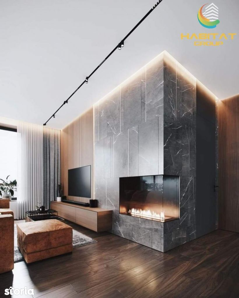 Apartament 3 Camere Decomandat, 2 Bai, Balcon, Logie, Comision 0%