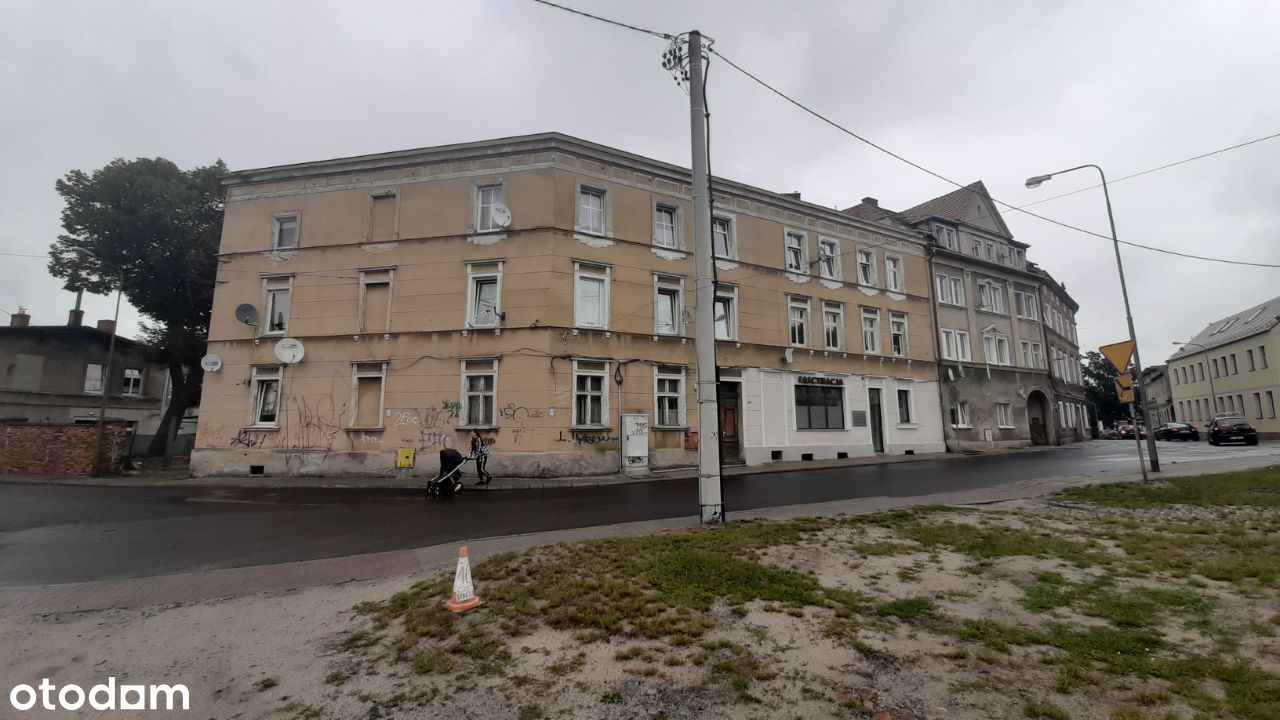 SUPER LOKALIZACJA ul. Zamkowa - 3 pok 94 m2