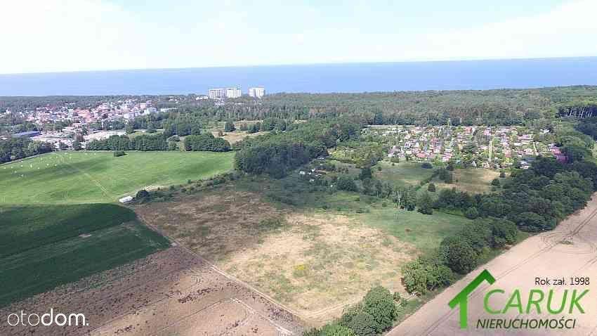 Działka w Dziwnówku 800 metrów od plaży