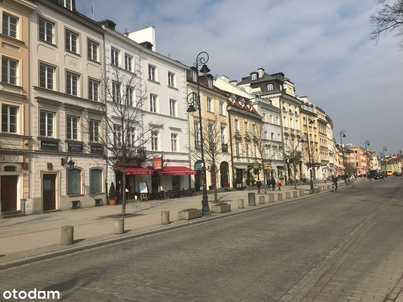 Wynajmę lokal 21 m2-W-wa-Śródm-Krakowskie Przedm.