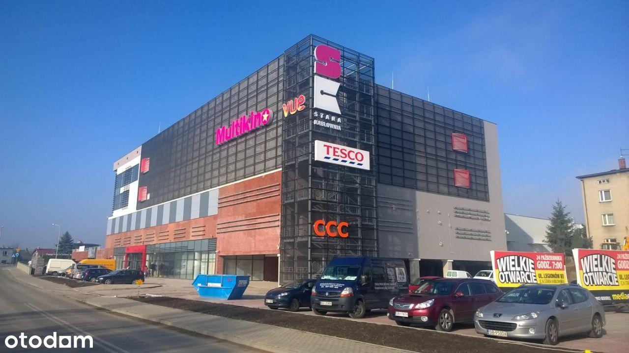 ODSTAPIE lokal handlowy w CH Stara Kablownia