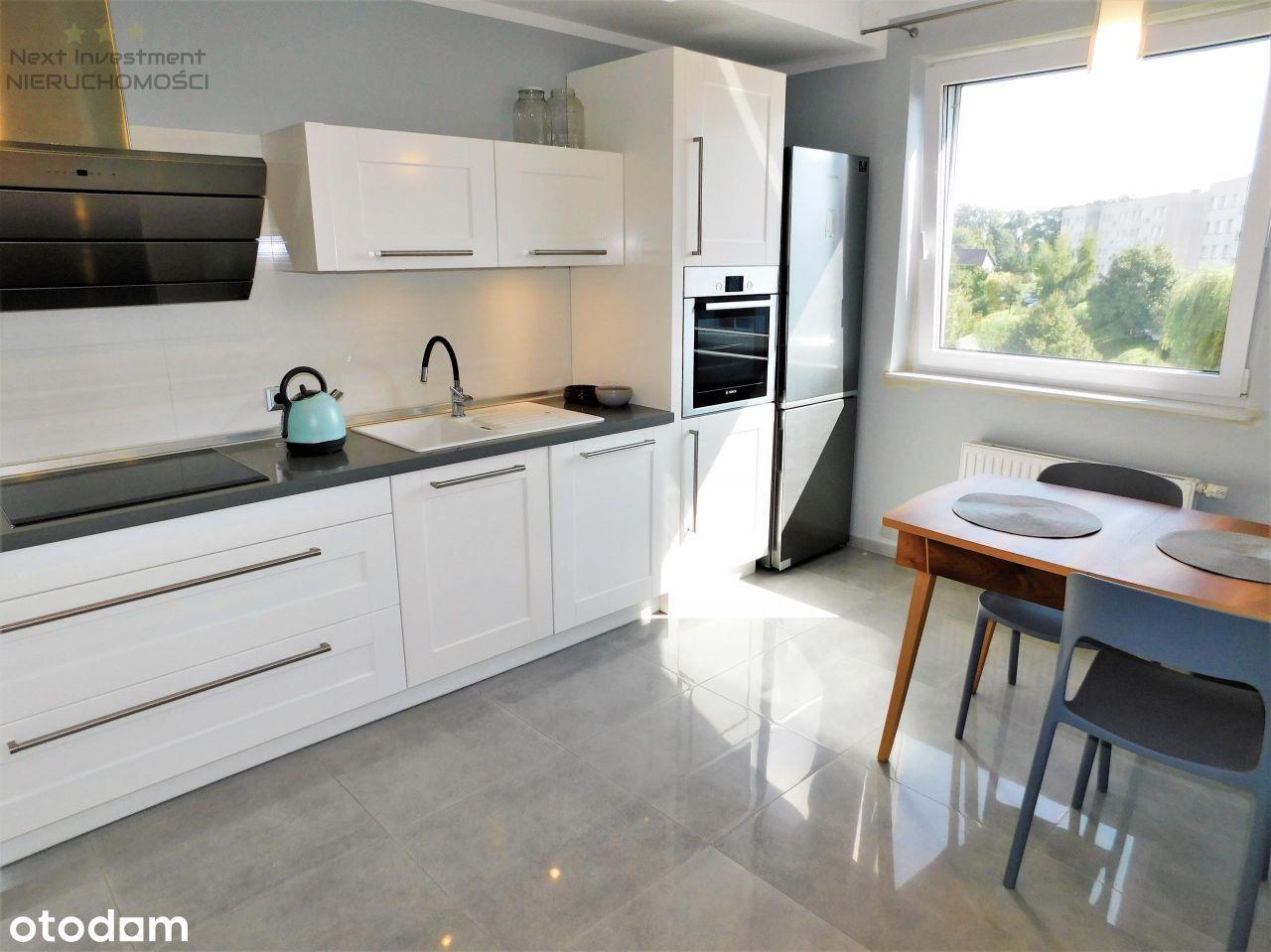 Mieszkanie 3 pokoje z balkonem, klimatyzacja