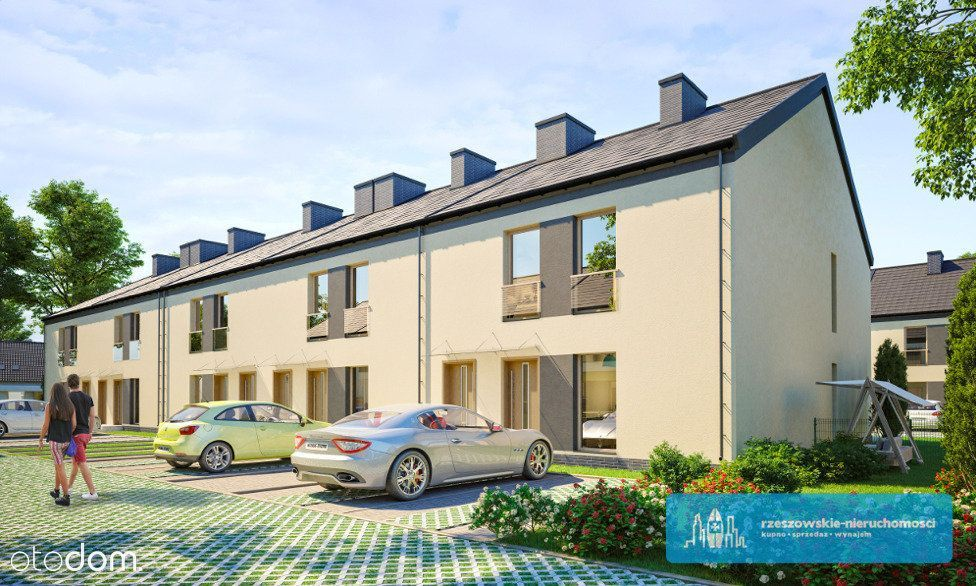 Duże mieszkanie z ogrodem - 3 pokojowe