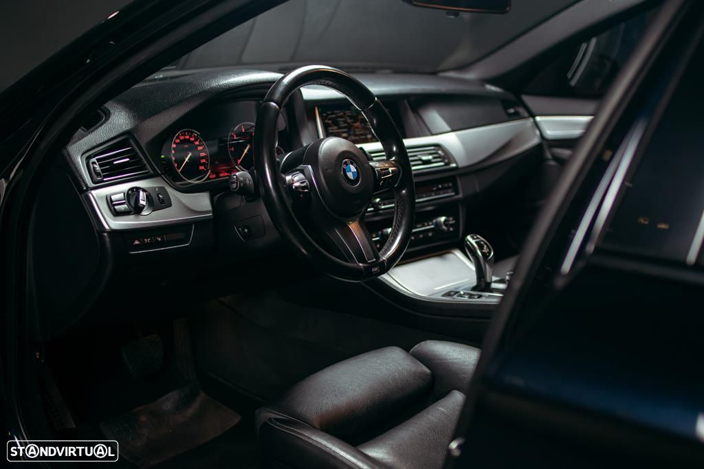 BMW 535 d Touring XDrive Pack M Auto - 8