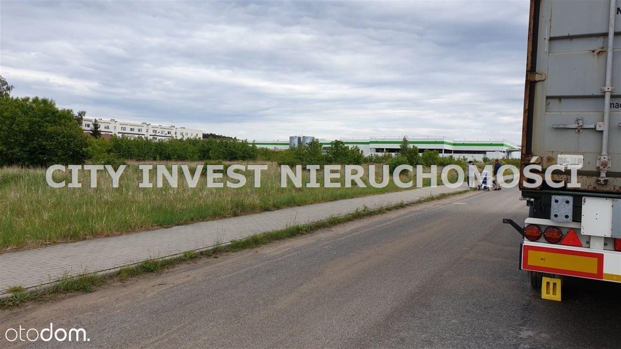 Działka inwestycyjna 11000m2