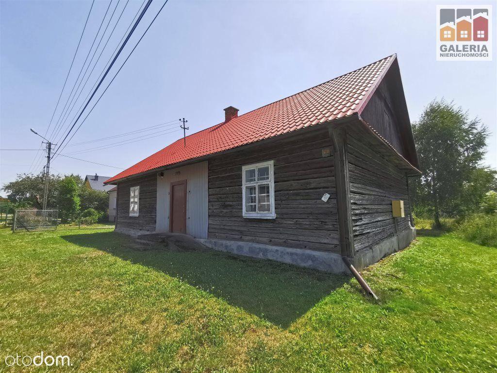 Tylko u nas! 25 ar z drewnianym domem, Olchowa