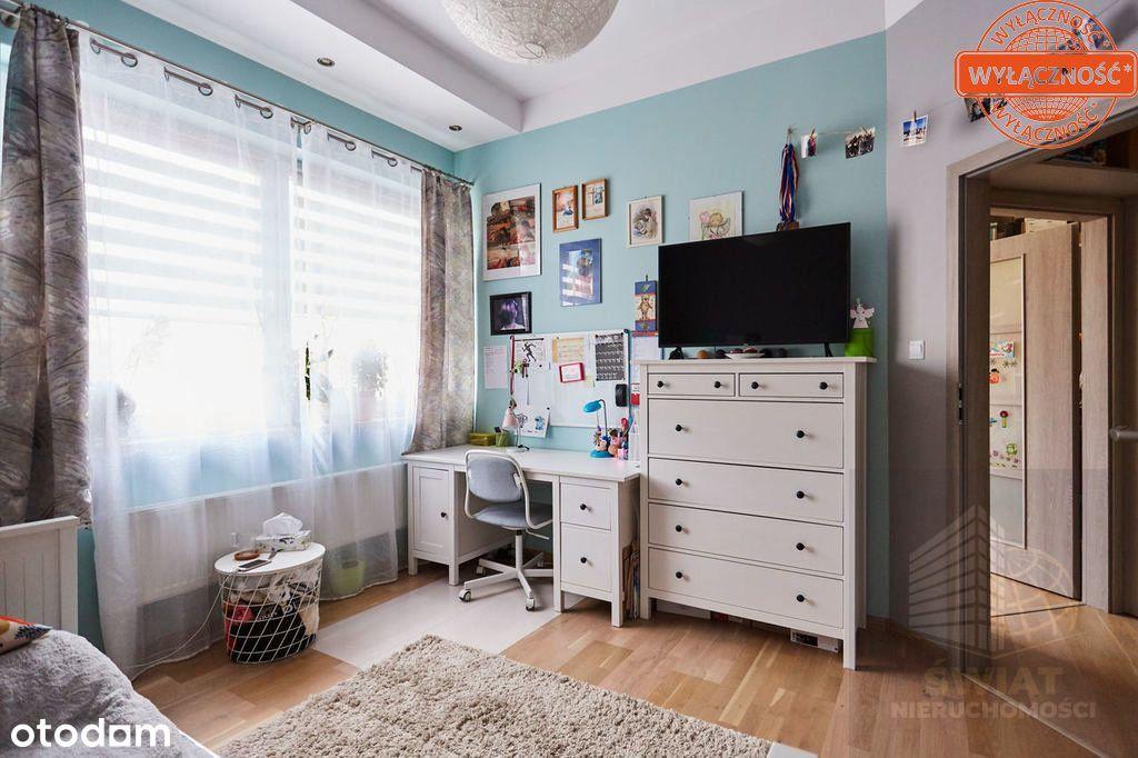 Bezczynszowe 4-pokoje mieszkanie w Policach
