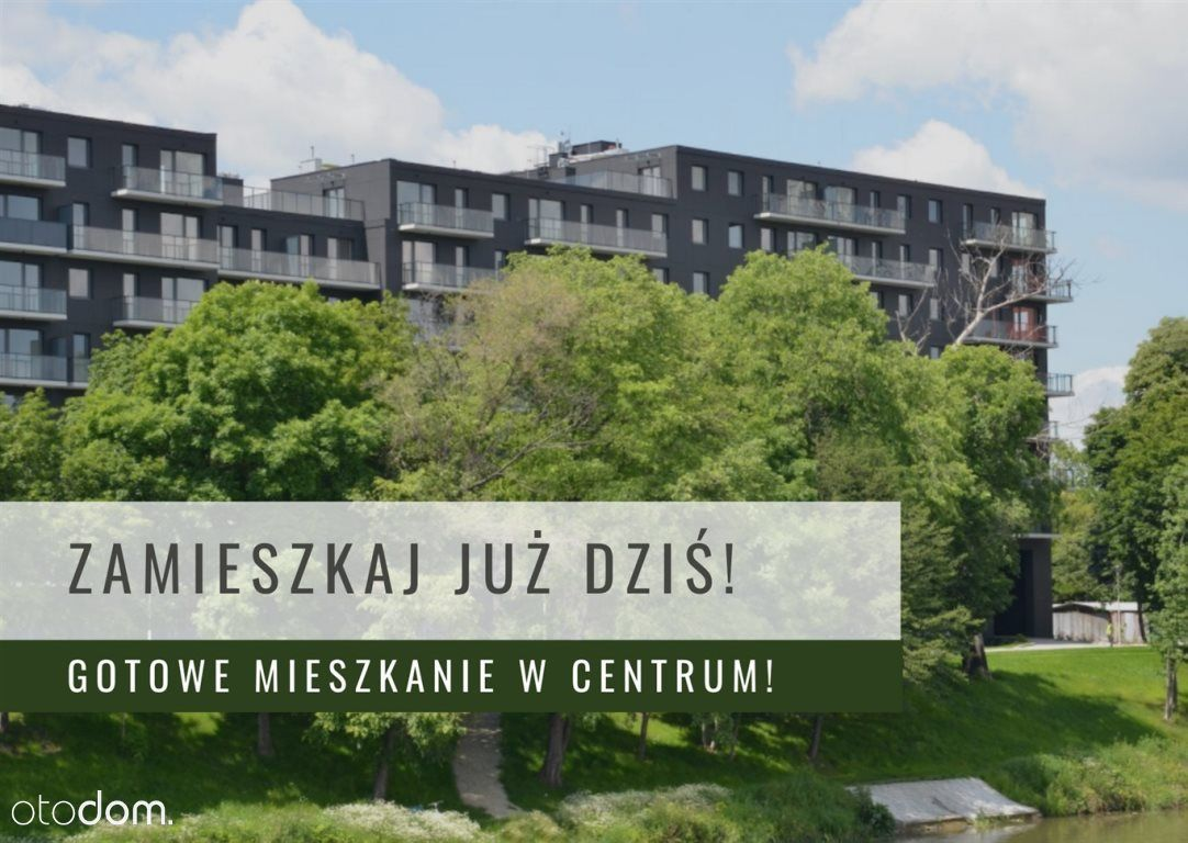 Nowe mieszkanie/Centrum-Kępa Mieszczańska/2 pokoje