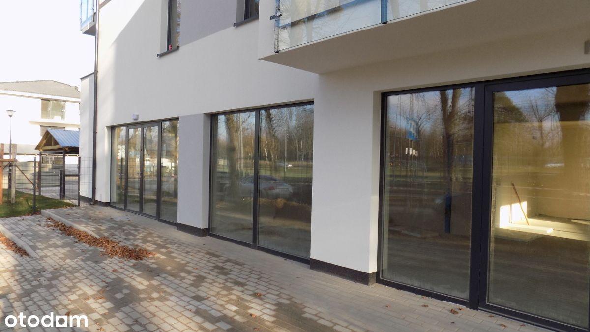 Lokal użytkowy, 92,13 m², Biedrusko
