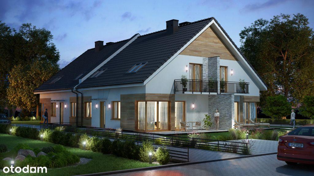 Nowa Sól ul. Ptasia - dom z ogrodem 94,22 m2