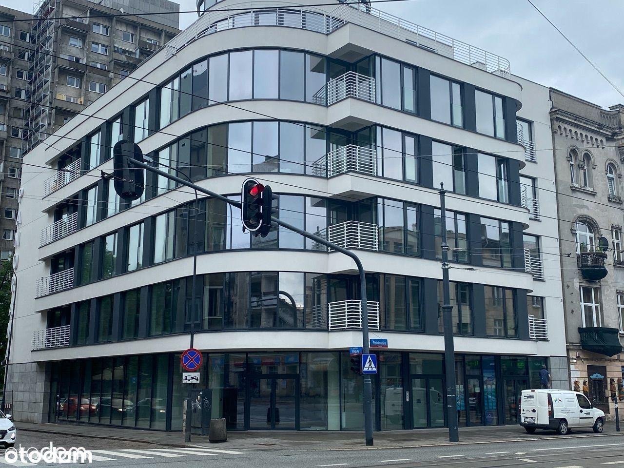 ŁÓDŹ CENTRUM PIOTRKOWSKA - 260 m²
