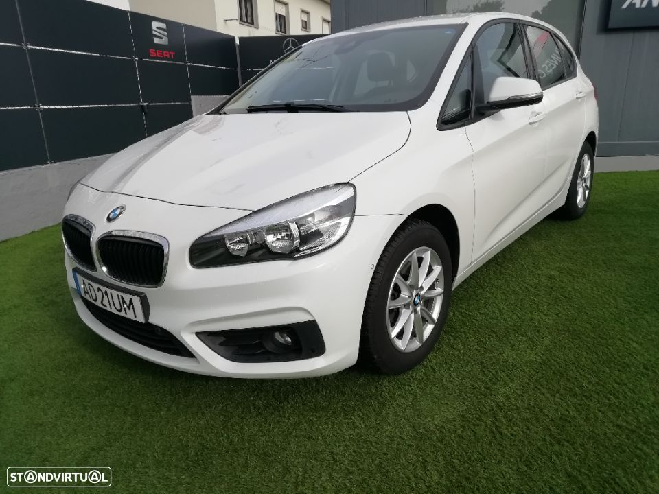 BMW 216 Active Tourer - 1