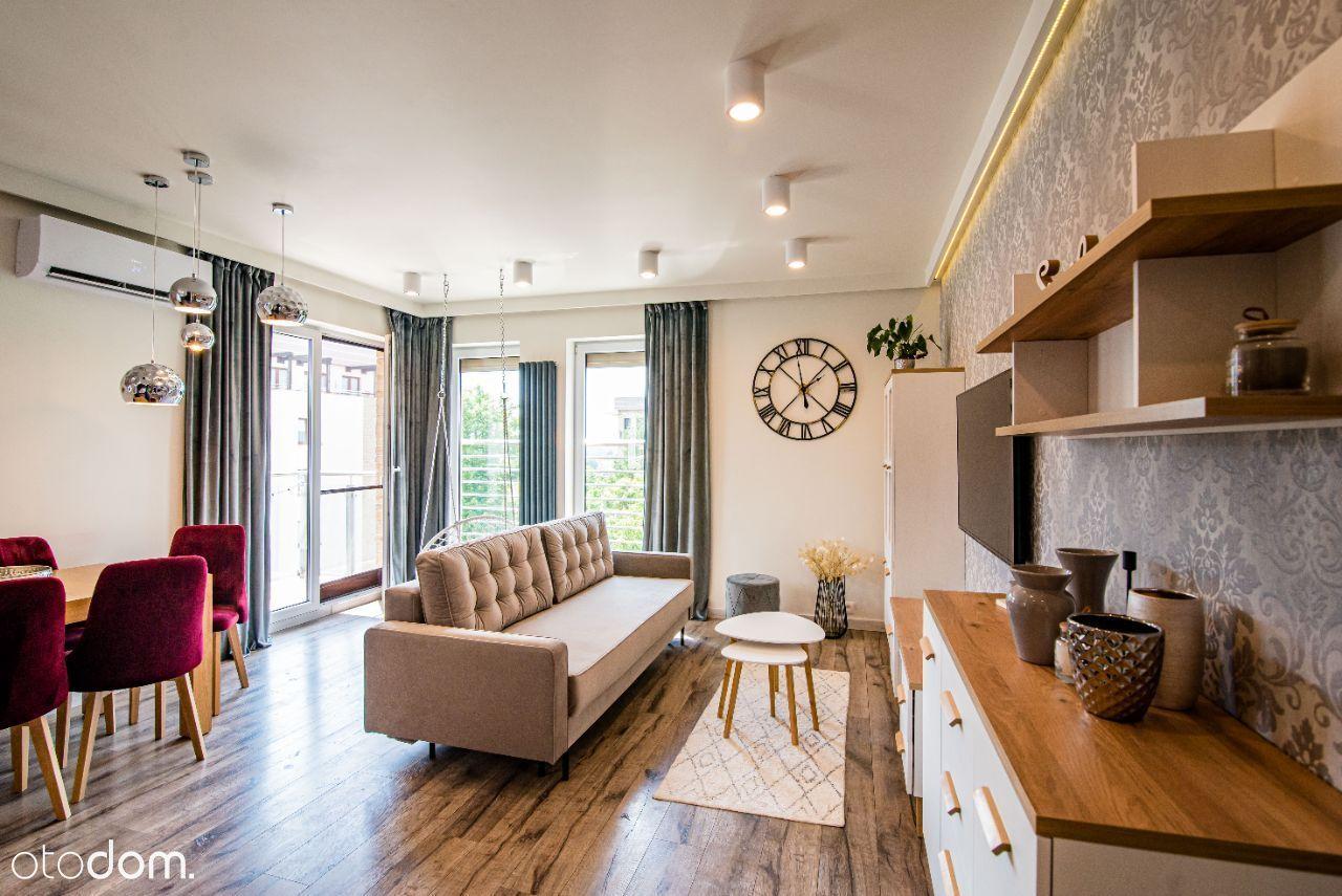 Mieszkanie 64,5m na Leśnej z pełnym wyposażeniem