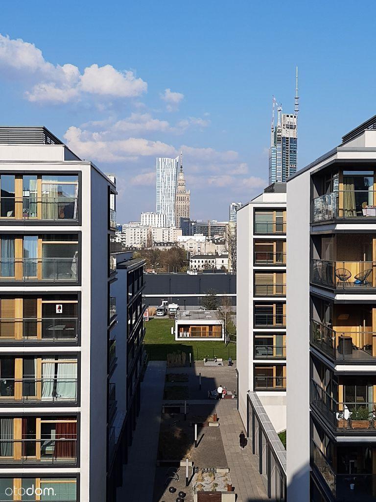 19.Dzielnica - 2 pok.apartament z pięknym widokiem