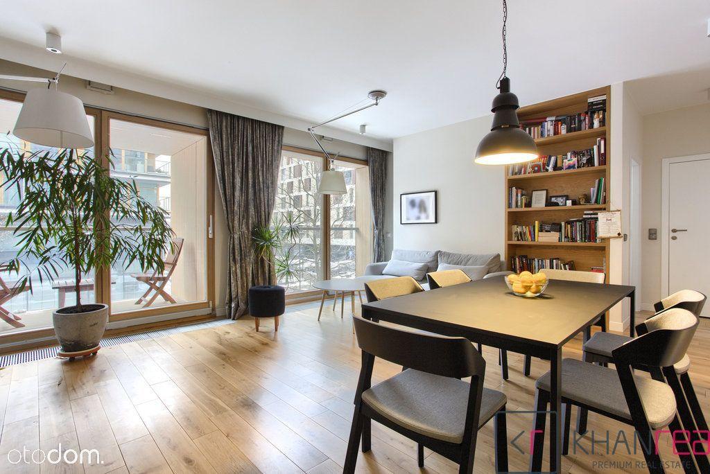 Nowoczesny apartament z loggią, 19 Dzielnica