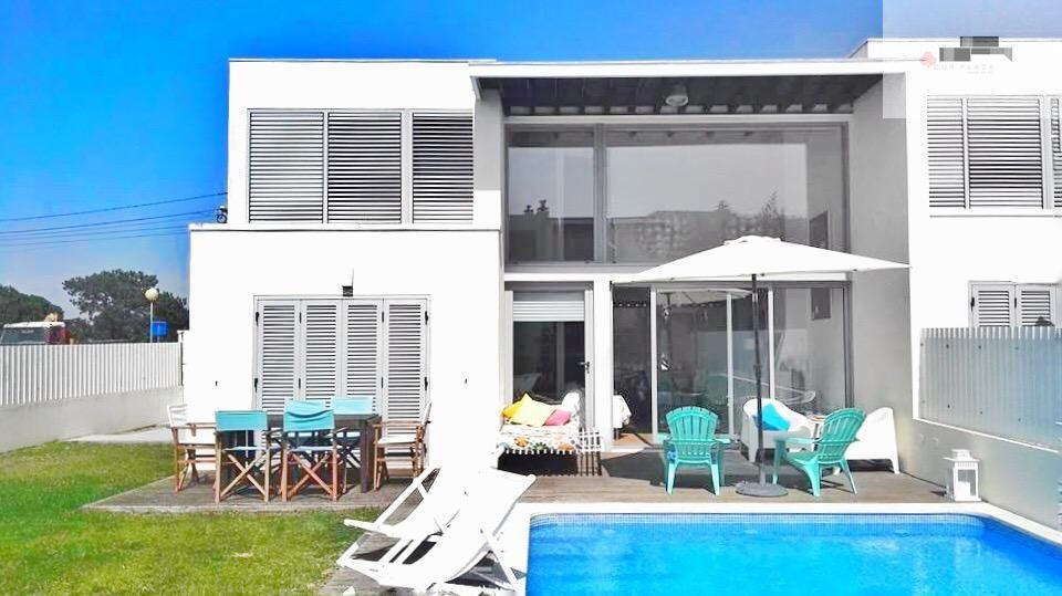 BELÍSSIMO V3   com piscina   3 min das praias do Meco   Negociável