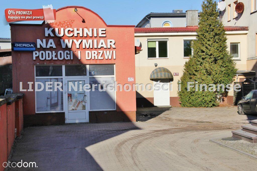 Lokal użytkowy, 206,25 m², Lębork