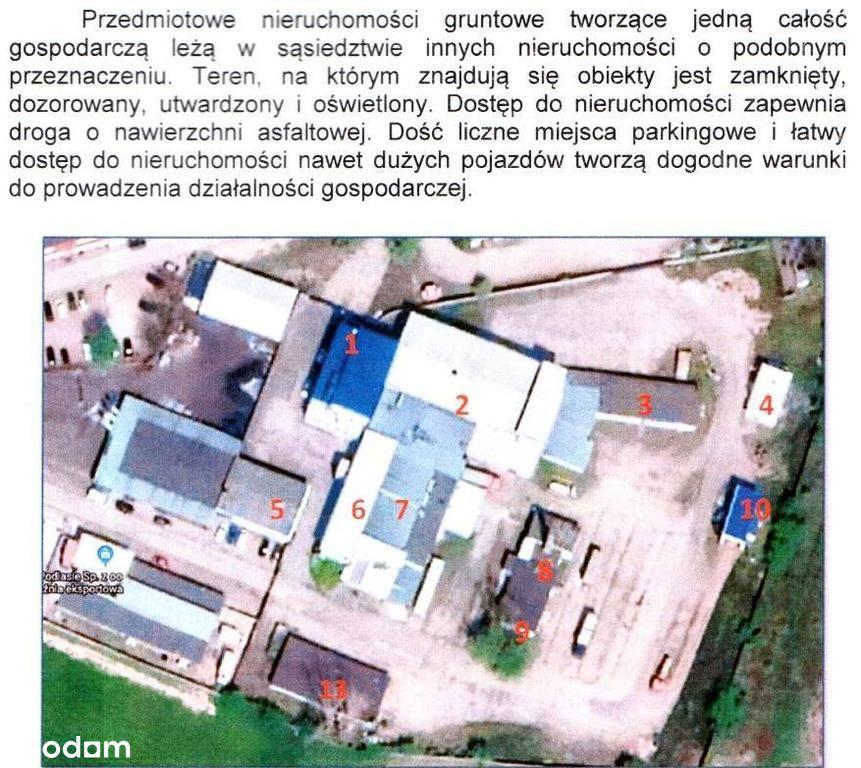 Hala/Magazyn, 3 202 m², Czerwińsk nad Wisłą