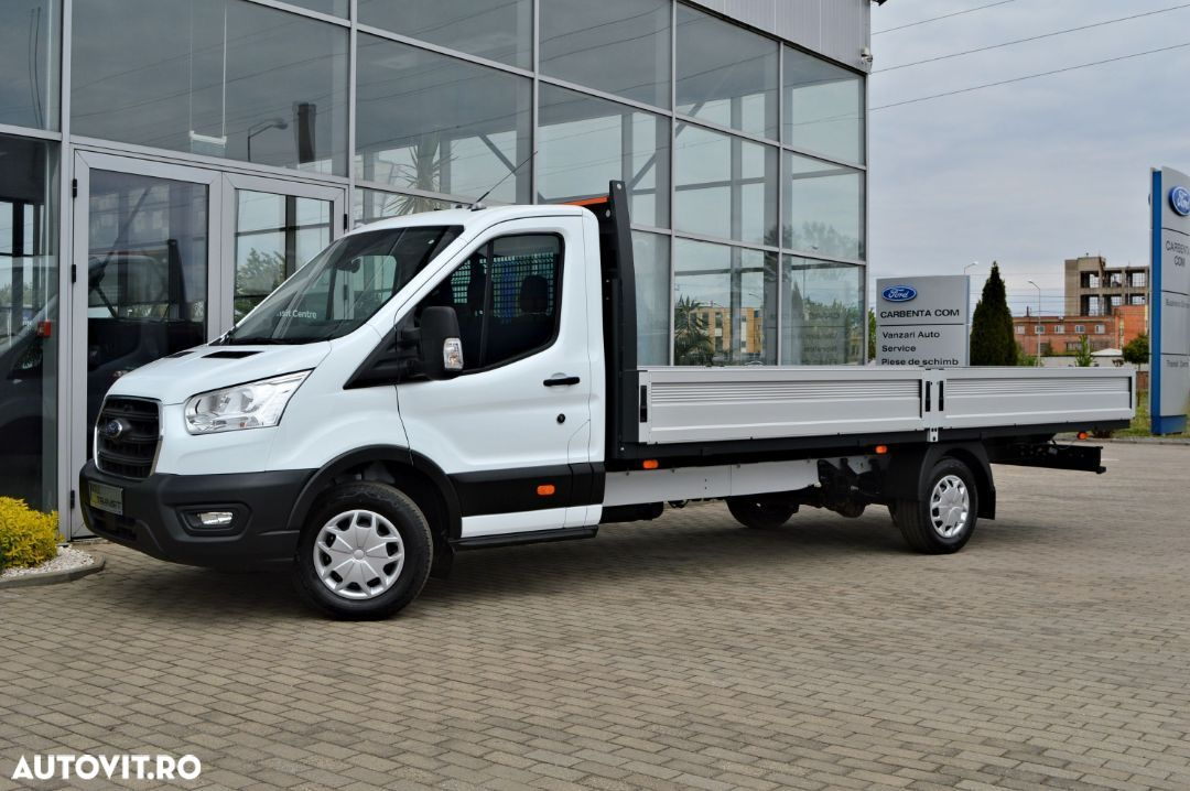 Ford TRANSIT S-CAB - 7