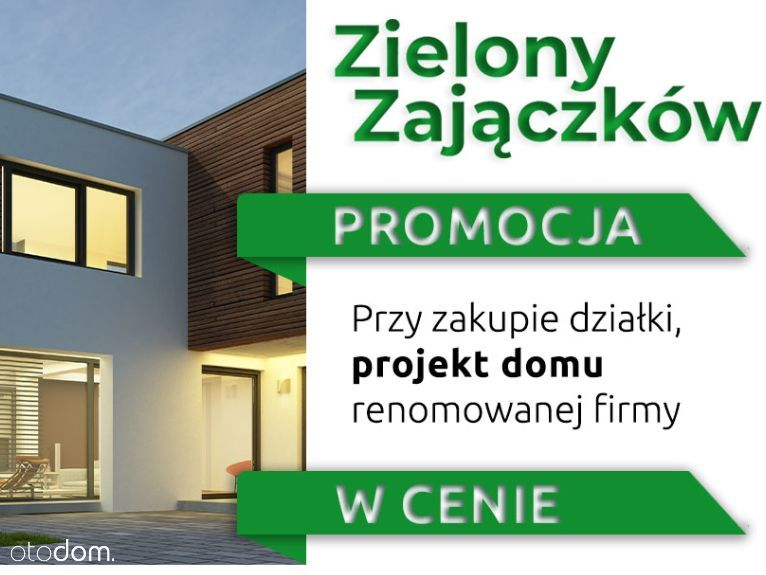 Działki budowlane - 4 km od granic Wrocławia!
