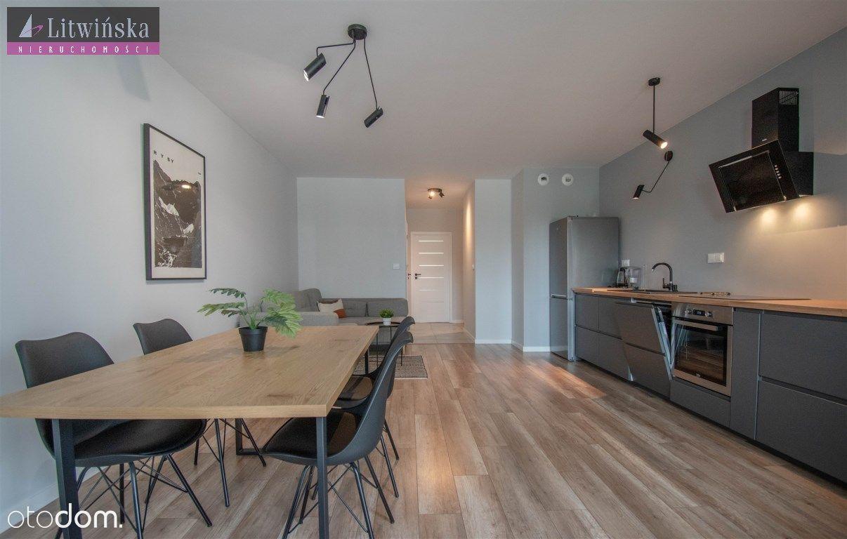 Apartament z ogródkiem - Matejki - Łódź