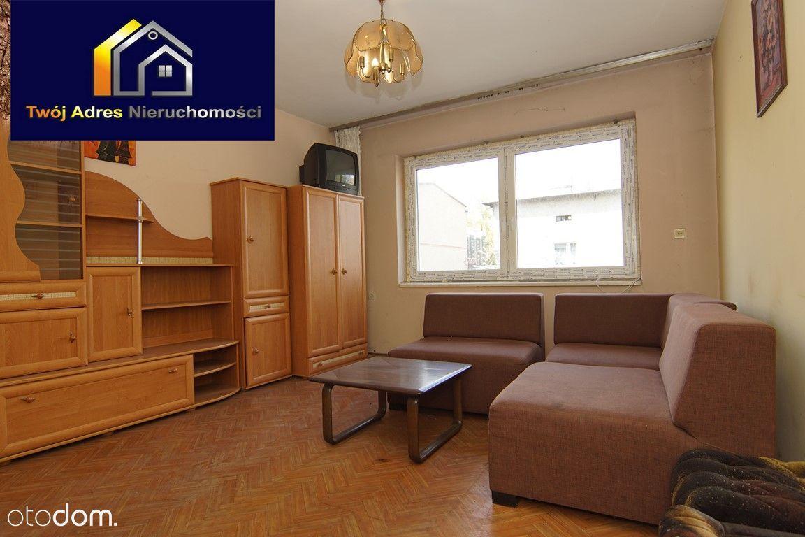 Duże mieszkanie z balkonem w centrum Bierutowa