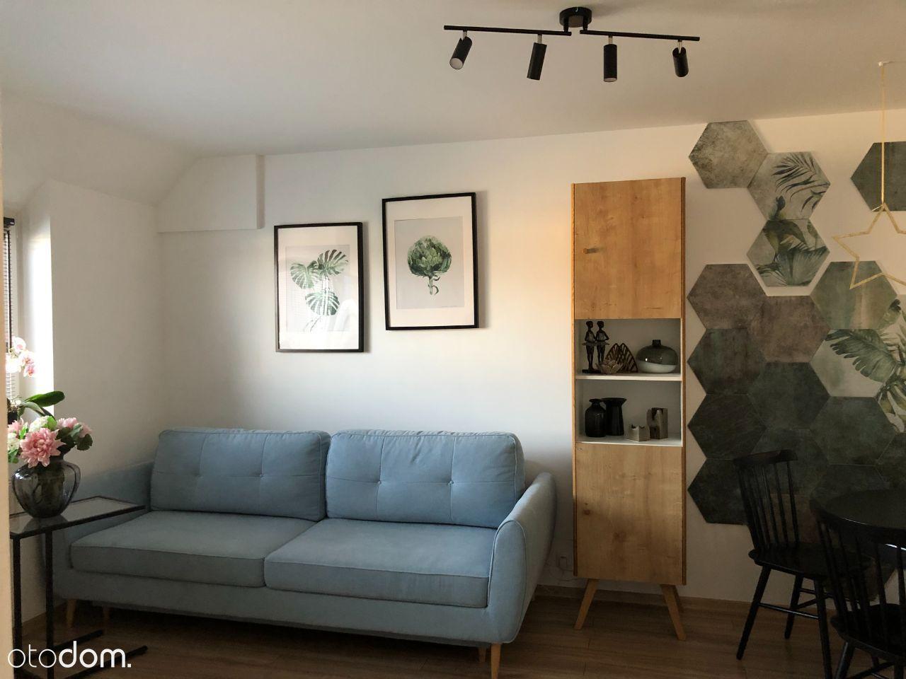 Przytulne mieszkanie 3 pokojowe
