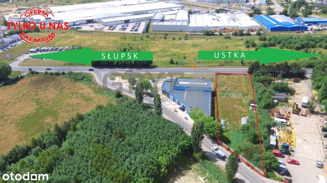 Działka, 1 878 m², Słupsk