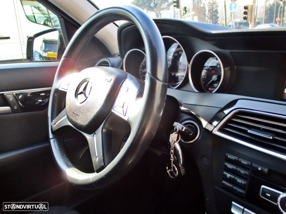 Mercedes-Benz C 200 CDi Classic BE Aut. - 30